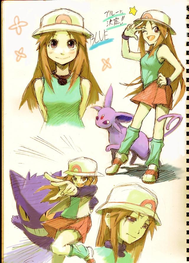Loạt tranh vẽ Pokemon đầy ấn tượng của họa sĩ tài năng người Nhật - Ảnh 9.