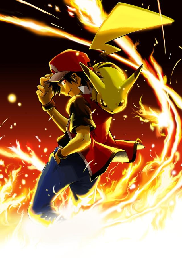 Loạt tranh vẽ Pokemon đầy ấn tượng của họa sĩ tài năng người Nhật - Ảnh 14.