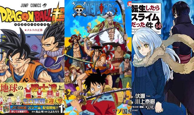 Xếp hạng doanh số Manga tập mới phát hành khi dịch đang hoành hành, Dragon Ball Super hạng 4, One Piece dẫn đầu - Ảnh 3.