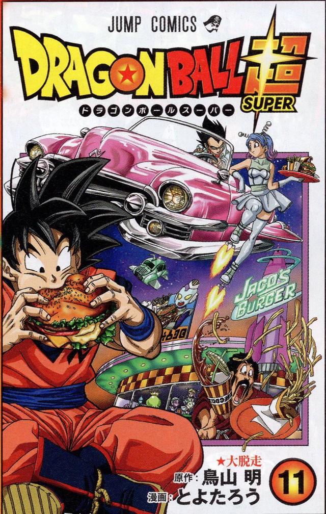 Xếp hạng doanh số Manga tập mới phát hành khi dịch đang hoành hành, Dragon Ball Super hạng 4, One Piece dẫn đầu - Ảnh 4.