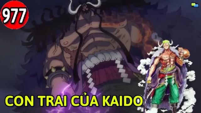 One Piece: Là sinh vật mạnh thứ 2 Wano, con trai Kaido là chỉ huy tối cao của nhóm Numbers đầy bí ẩn? - Ảnh 4.