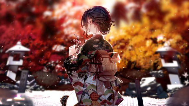 Vì ai cũng cần desktop ấn tượng, mời anh em tải bộ sưu tập hình nền phong cách anime tuyệt đẹp (P.5) - Ảnh 13.