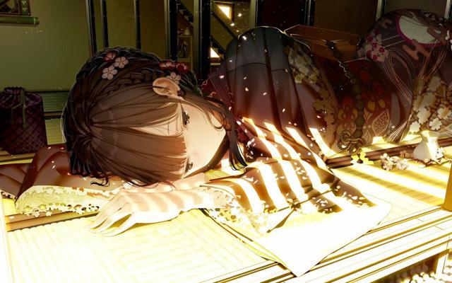 Vì ai cũng cần desktop ấn tượng, mời anh em tải bộ sưu tập hình nền phong cách anime tuyệt đẹp (P.5) - Ảnh 14.