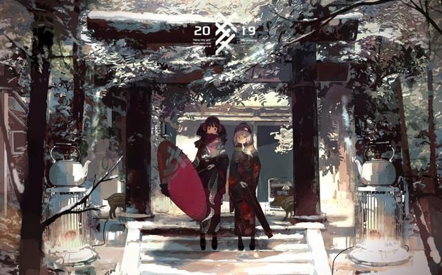 Vì ai cũng cần desktop ấn tượng, mời anh em tải bộ sưu tập hình nền phong cách anime tuyệt đẹp (P.5) - Ảnh 16.