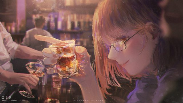 Vì ai cũng cần desktop ấn tượng, mời anh em tải bộ sưu tập hình nền phong cách anime tuyệt đẹp (P.5) - Ảnh 21.