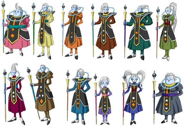 Dragon Ball: Xếp hạng sức mạnh của 10 chủng tộc trong thế giới Bi Rồng (P.2) - Ảnh 5.