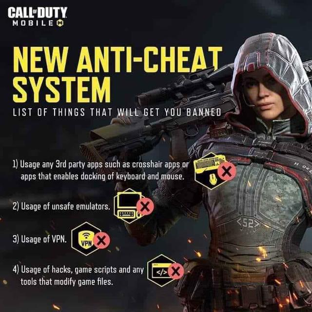 Đây là phản ứng game thủ khi biết các biện pháp chống hack của Call of Duty Mobile phiên bản Việt Nam - Ảnh 2.