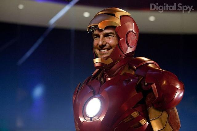 Cười banh nóc trước hình ảnh chế các sao Hollywood từng hụt vai siêu anh hùng trong vũ trụ Marvel - Ảnh 2.