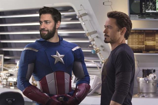 Cười banh nóc trước hình ảnh chế các sao Hollywood từng hụt vai siêu anh hùng trong vũ trụ Marvel - Ảnh 5.