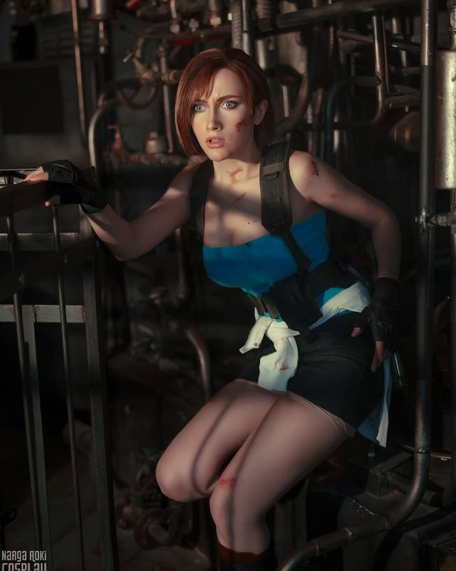Resident Evil 3 không hổ danh là game 18+, vừa ra mắt đã có ngay những hình ảnh nóng bỏng khiến fan choáng ngợp - Ảnh 3.