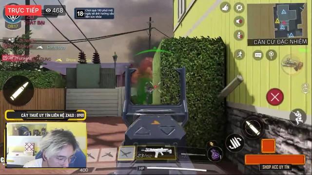 """Bé Chanh bị đối thủ cho ăn """"no hành"""" trong ngày đầu Alpha test Call of Duty: Mobile VN - Ảnh 1."""