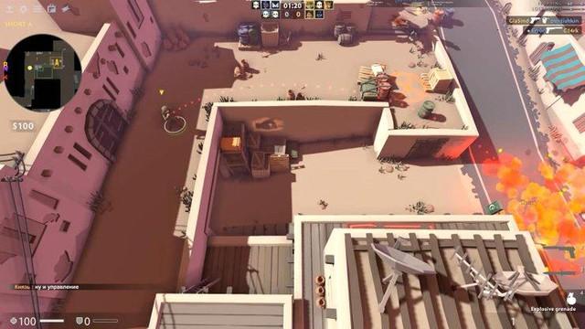Sẽ như thế nào khi chơi bắn khủng bố của CS GO với phong cách DOTA 2 ? - Ảnh 3.