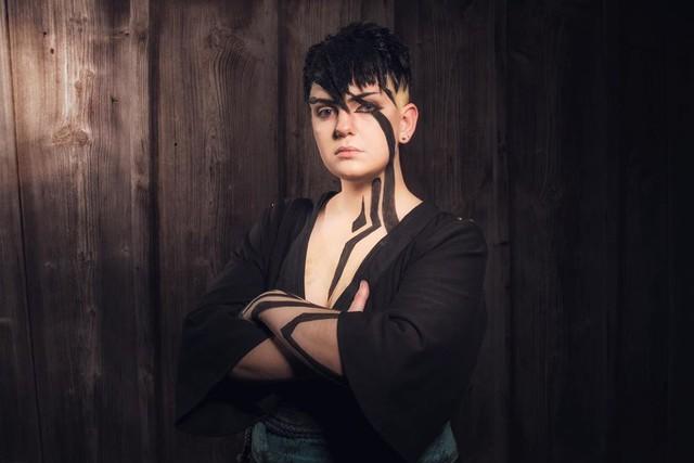 Thán phục loạt ảnh cosplay Kawaki và dàn nhân vật Naruto hoàn hảo từ chân tơ đến kẽ tóc - Ảnh 2.