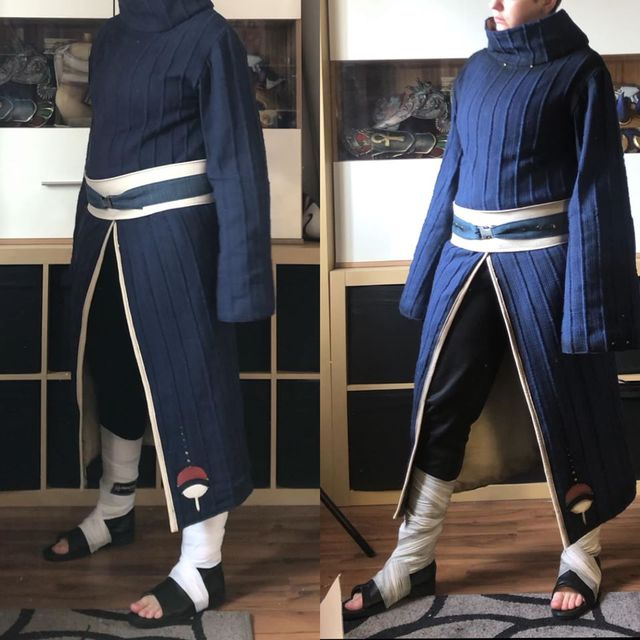 Thán phục loạt ảnh cosplay Kawaki và dàn nhân vật Naruto hoàn hảo từ chân tơ đến kẽ tóc - Ảnh 8.