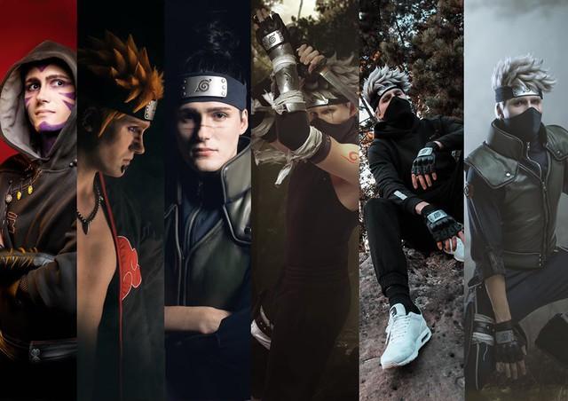Thán phục loạt ảnh cosplay Kawaki và dàn nhân vật Naruto hoàn hảo từ chân tơ đến kẽ tóc - Ảnh 14.