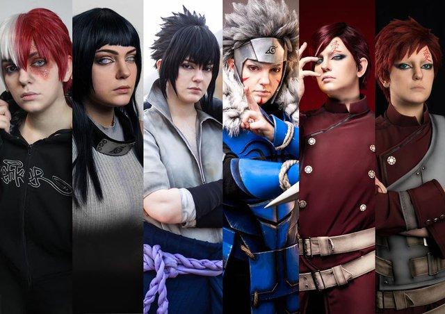 Thán phục loạt ảnh cosplay Kawaki và dàn nhân vật Naruto hoàn hảo từ chân tơ đến kẽ tóc - Ảnh 15.