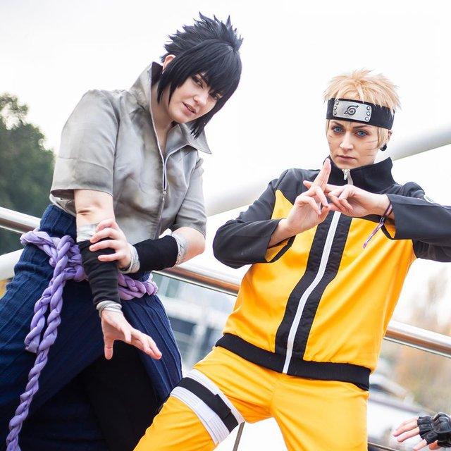Thán phục loạt ảnh cosplay Kawaki và dàn nhân vật Naruto hoàn hảo từ chân tơ đến kẽ tóc - Ảnh 21.