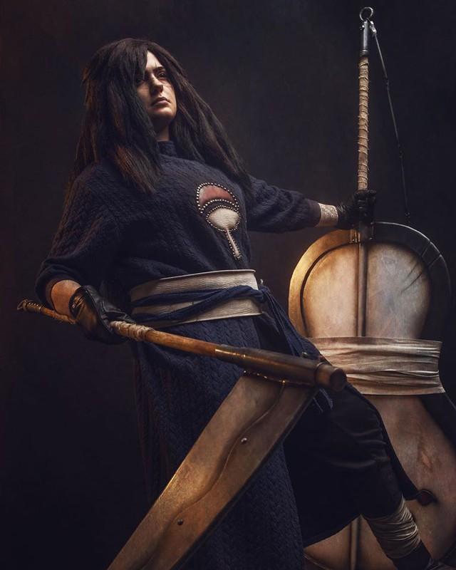 Thán phục loạt ảnh cosplay Kawaki và dàn nhân vật Naruto hoàn hảo từ chân tơ đến kẽ tóc - Ảnh 11.