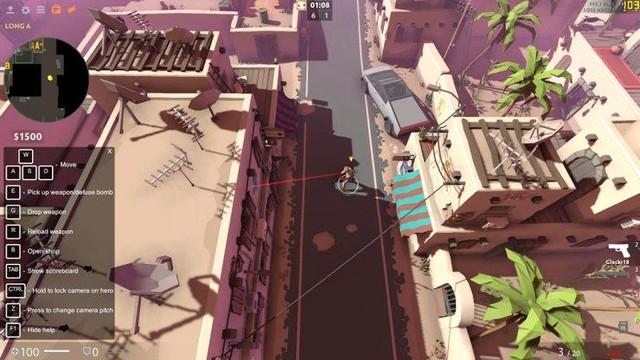 Sẽ như thế nào khi chơi bắn khủng bố của CS GO với phong cách DOTA 2 ? - Ảnh 4.