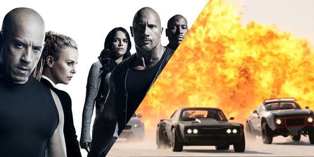 Là thương hiệu hành động tốc độ đình đám, các bộ phim Fast & Furious đã phá hủy bao nhiêu chiếc xe hơi? - Ảnh 2.