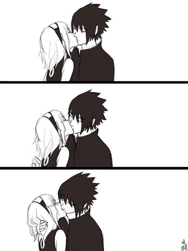 Naruto: Ngắm loạt fan art vợ chồng người ta tình bể bình mà chỉ biết ước - Ảnh 14.