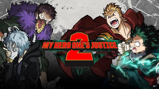 My Hero One's Justice 2 - Siêu phẩm Game 3D đối kháng cực chất - Ảnh 1.