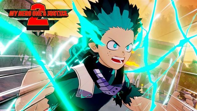 My Hero One's Justice 2 - Siêu phẩm Game 3D đối kháng cực chất - Ảnh 3.