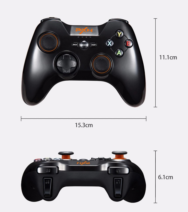 Chơi FIFA, Call of Duty: Warzone... bằng tay cầm gaming với giá chưa đầy 500 nghìn đồng - Ảnh 9.