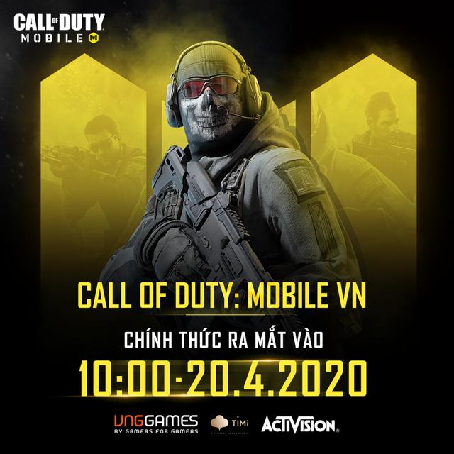 Kết thúc Alpha Test, Call of Duty: Mobile VN nhanh chóng ấn định luôn ngày phát hành chính thức - Ảnh 2.