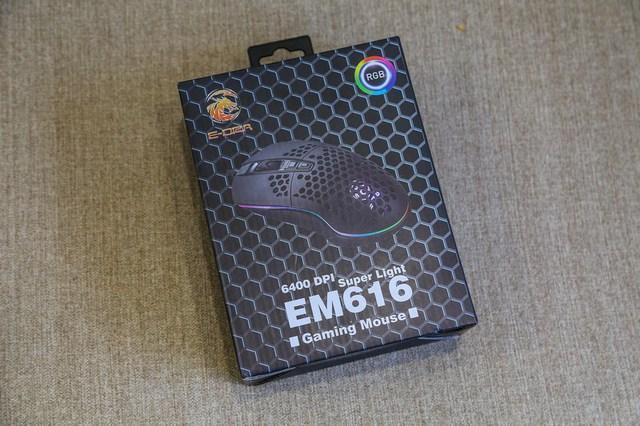 Tìm hiểu chuột lấy Lỗ làm lãi E-Dra EM616: Di cực ngon tay mà giá chỉ 299 nghìn đồng - Ảnh 6.
