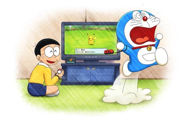 Bộ tranh hài cực bựa về mèo máy Doraemon được vẽ bởi fan hâm mộ Nhật Bản - Ảnh 7.