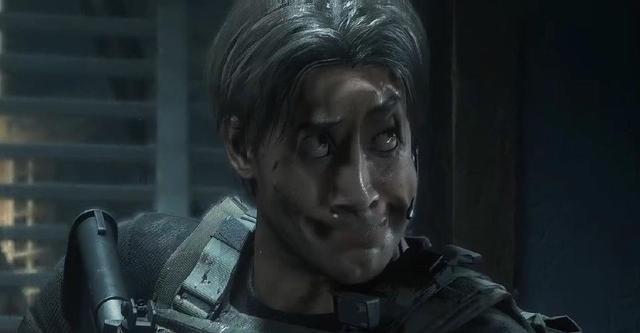 Chết cười với khuôn mặt các nhân vật trong Resident Evil 3 Remake sau khi được biến đổi - Ảnh 4.