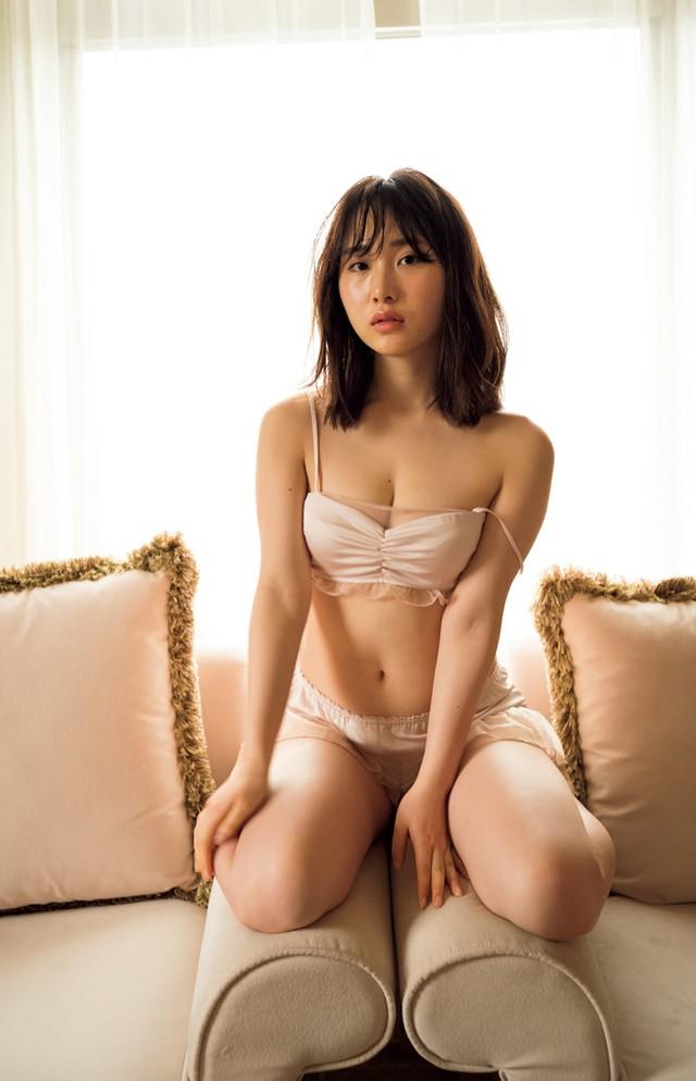 Nổ mắt bộ ảnh siêu nóng của Takahashi Juri - nàng công chúa của nhóm nhạc Rocket Punch - Ảnh 6.