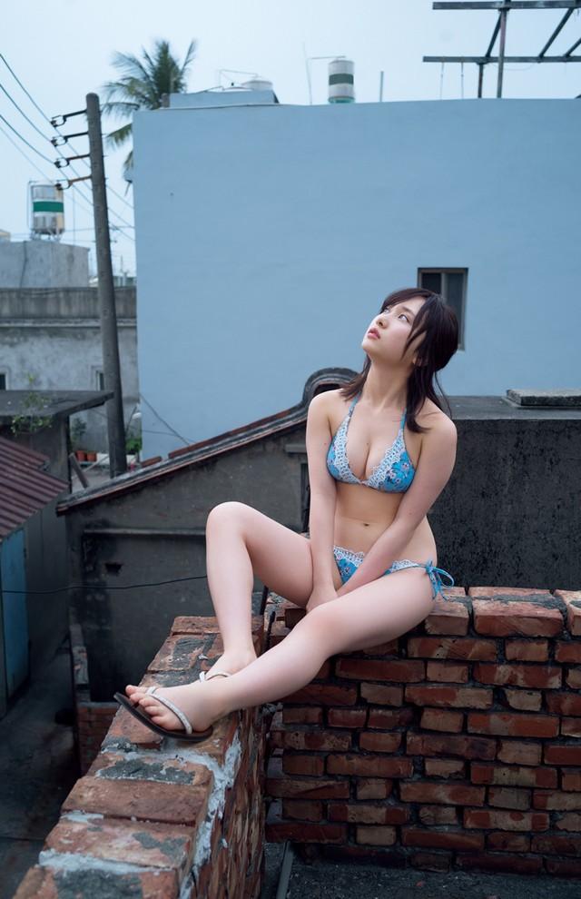 Nổ mắt bộ ảnh siêu nóng của Takahashi Juri - nàng công chúa của nhóm nhạc Rocket Punch - Ảnh 11.