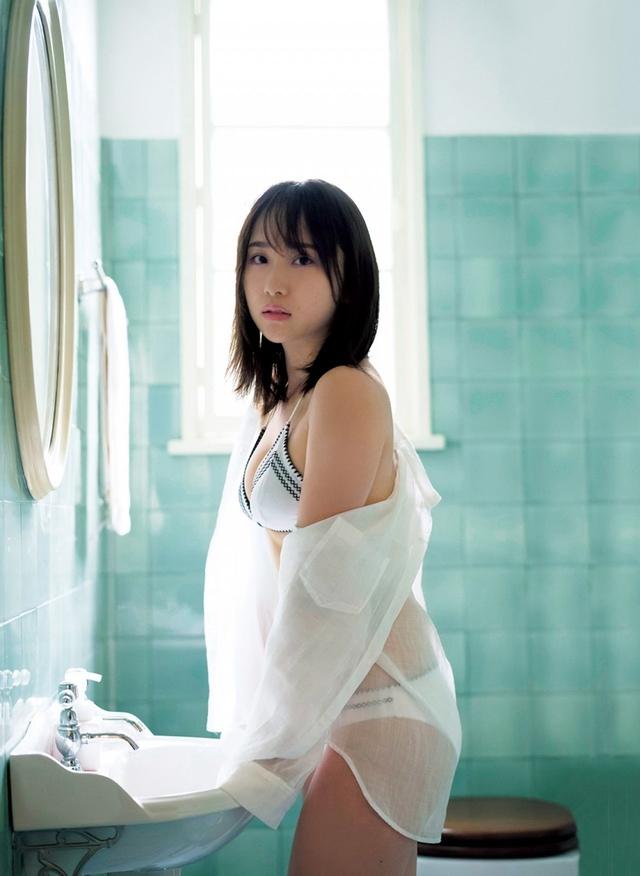Nổ mắt bộ ảnh siêu nóng của Takahashi Juri - nàng công chúa của nhóm nhạc Rocket Punch - Ảnh 7.