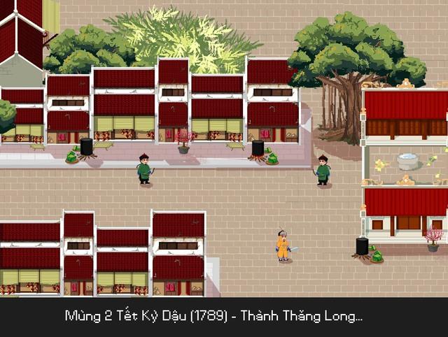 """Giỏi như game thủ Việt, 18 tuổi đã tự tay làm nên một trò chơi về lịch sử dân tộc 100% """"made in Việt Nam"""" - Ảnh 2."""