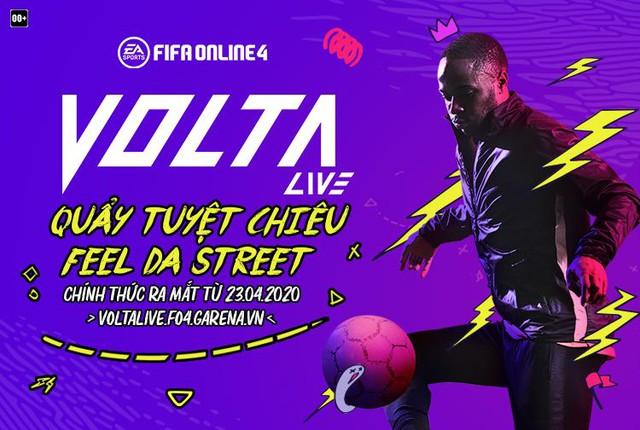 Chế độ MOBA bóng đá độc nhất vô nhị Volta Live sắp ra mắt trong FIFA Online 4 - Ảnh 1.