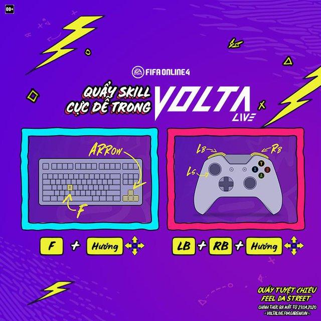Chế độ MOBA bóng đá độc nhất vô nhị Volta Live sắp ra mắt trong FIFA Online 4 - Ảnh 4.