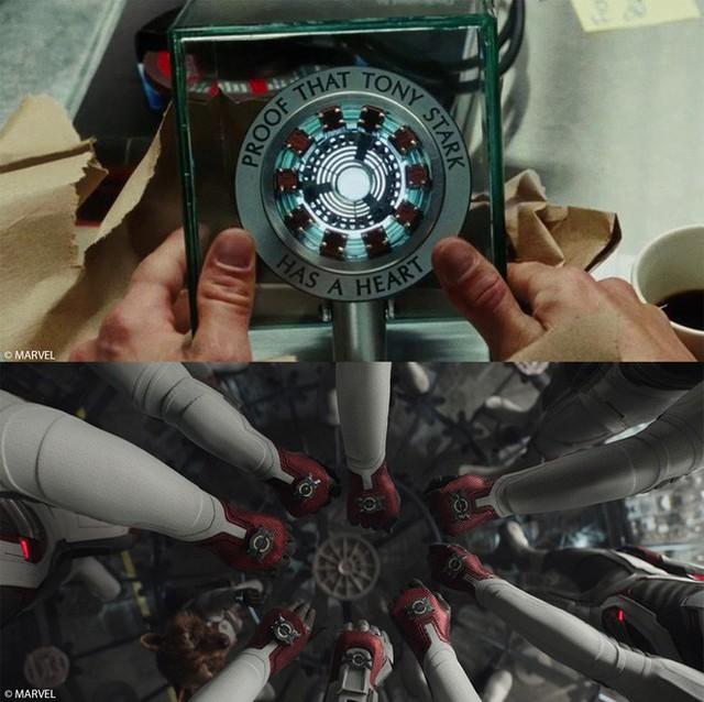 1 năm công chiếu Endgame, Marvel lại xát muối vào nỗi đau của fan khi công bố easter egg siêu nhỏ liên quan đến Iron Man - Ảnh 1.