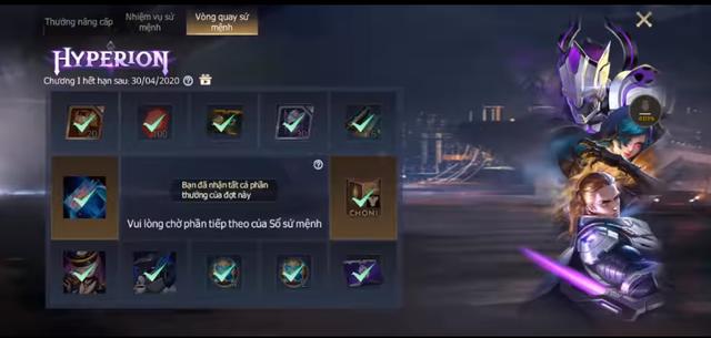 Liên Quân Mobile: Game thủ tận dụng lỗi Vòng quay Sứ Mệnh để nhận skin bậc S, SS siêu dễ - Ảnh 4.