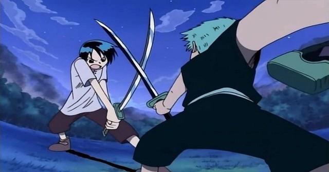 One Piece: Kuina - bạn thanh mai trúc mã của Zoro hóa ra là hậu duệ của tộc Shimotsuki ở Wano - Ảnh 3.