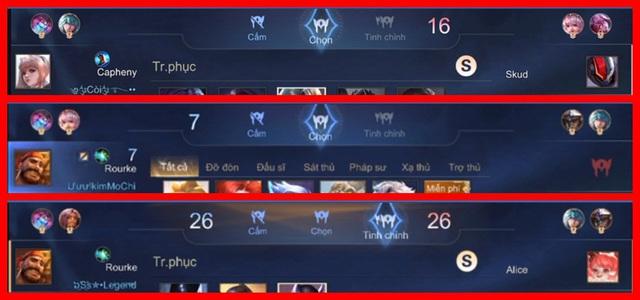 Liên Quân Mobile cân bằng tướng kém, Cao Thủ và Thách Đấu lũ lượt reset Rank để chơi siêu nhân - Ảnh 6.