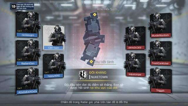 Call of Duty: Mobile VN quá tải ngay giờ đầu tiên ra mắt vì số lượng game thủ đăng nhập cực đông - Ảnh 6.