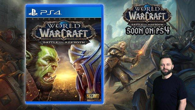 Huyền thoại World of Warcraft sẽ có mặt trên PS4 và 5 ? - Ảnh 3.