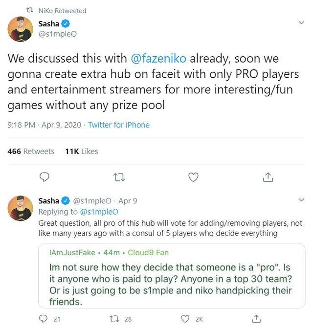 CS:GO - Hàng chục player bất ngờ bị kick khỏi FACE IT Pro League, đâu là lý do? - Ảnh 3.
