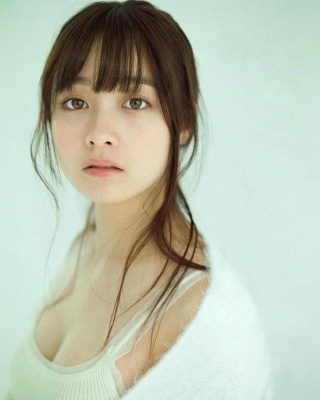 Ngắm nhan sắc tuyệt mỹ của Kanna Hashimoto, mỹ nhân ngàn năm có một của xứ Phù Tang - Ảnh 3.