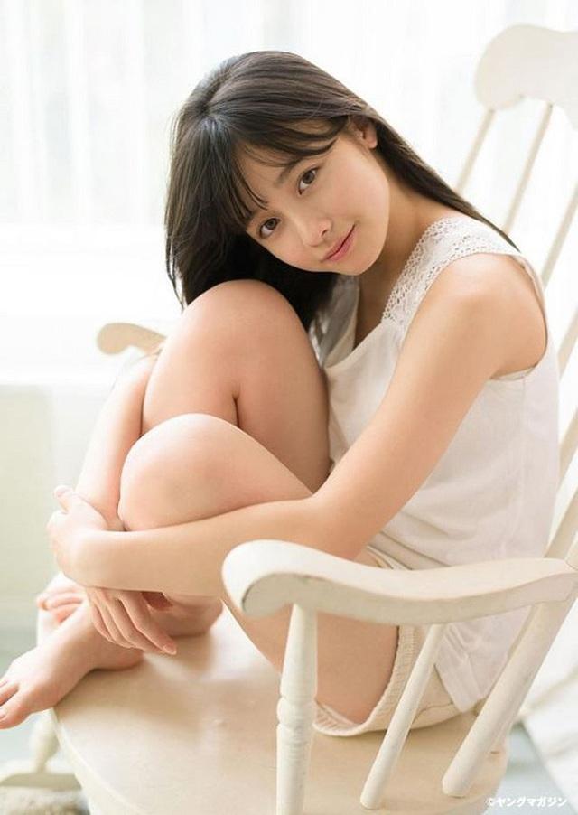 Ngắm nhan sắc tuyệt mỹ của Kanna Hashimoto, mỹ nhân ngàn năm có một của xứ Phù Tang - Ảnh 5.