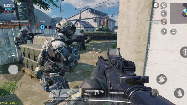 """Call of Duty: Mobile VN vừa ra, các sửu nhi đã chửi game """"nhái"""" Free Fire, hò nhau vote 1 sao - Ảnh 4."""