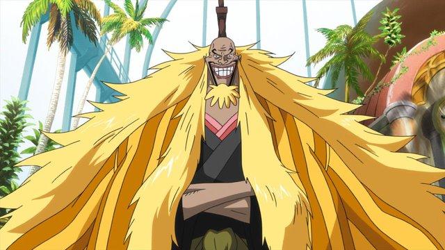 One Piece: Điểm danh 5 nhân vật khi ở thời kì hoàng kim sức mạnh có thể đánh tay đôi với Rocks D. Xebec - Ảnh 4.
