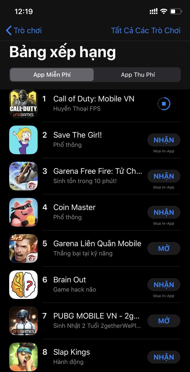 """Call of Duty: Mobile VN vừa ra, các sửu nhi đã chửi game """"nhái"""" Free Fire, hò nhau vote 1 sao - Ảnh 6."""